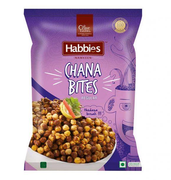 Roasted Chana Bites (Masala)