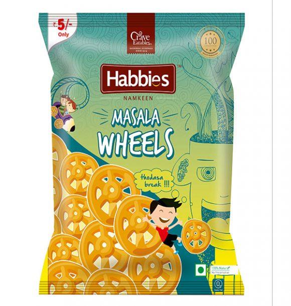 Masala Wheels